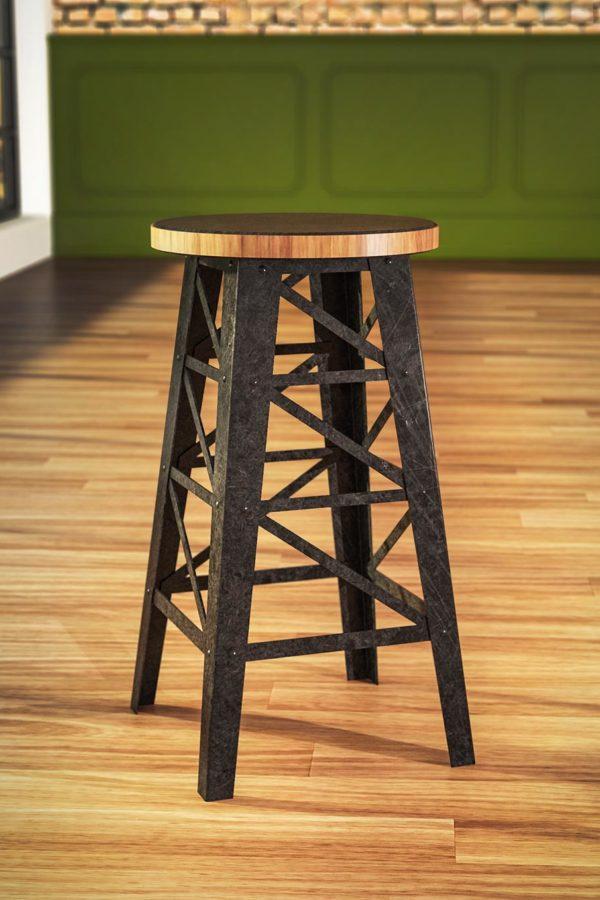 Tower stool